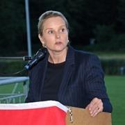 1. August 2016 - Nicole Barandun, Präsidentin des Gewerbeverbands Zürich