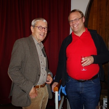 Marcel Knörr und Alexander Jäger